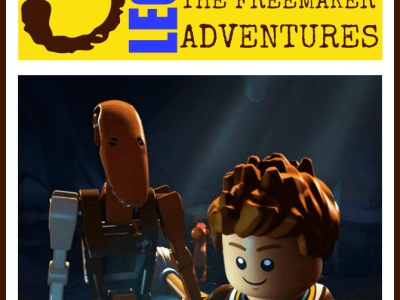 Lego star wars the freemaker adventures fun facts