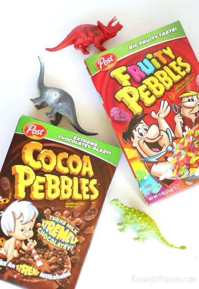 Pebbles cereal review