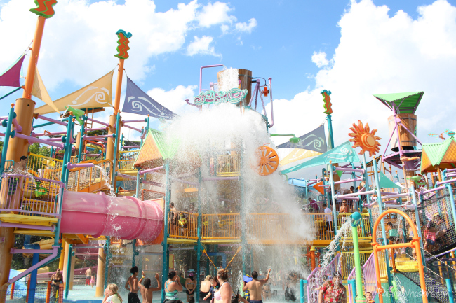 Best Orlando water parks for families
