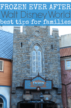 Best tips to ride frozen ever after at walt Disney world