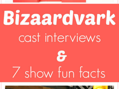 Bizaardvark interview 7 fun facts about the cast