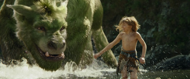 Pete's dragon movie review for parents