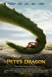 Pete's Dragon Movie Review | Safe for Kids? #PetesDragon