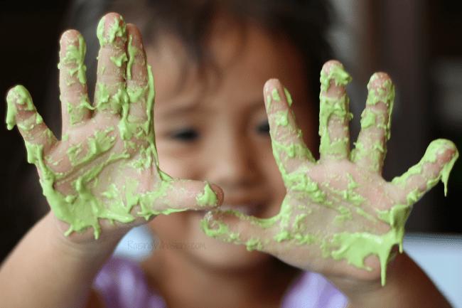 Slime recipe easy