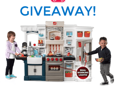 Step2 grand luxe kitchen giveaway