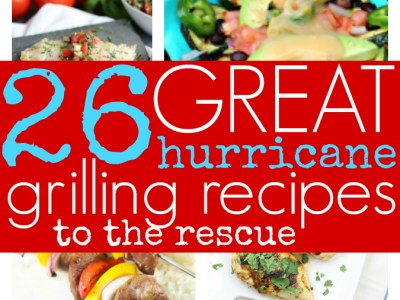 Hurricane grilling recipes