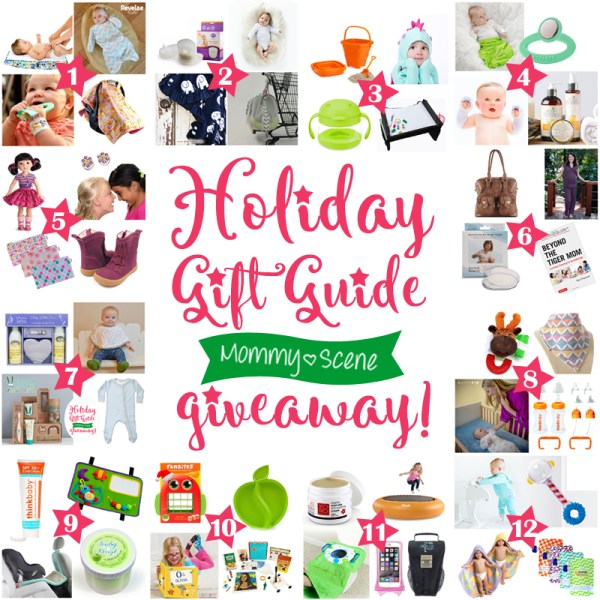 12 days of Christmas prize pack giveaway