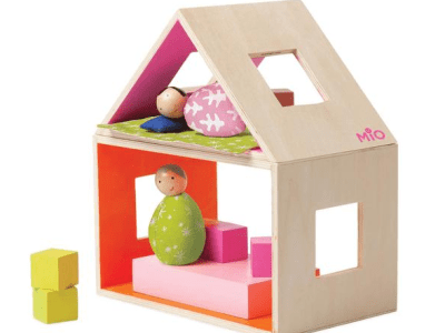MiO wooden toy collection giveaway