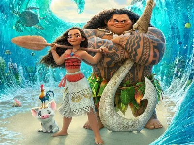 Moana movie review safe for kids