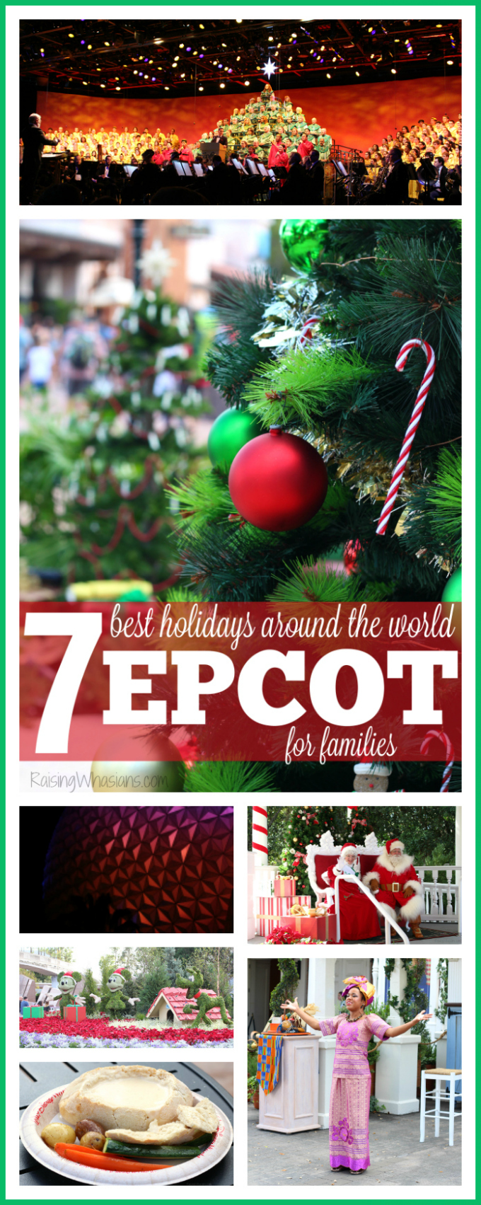 Best of Epcot holidays around the world pinterest