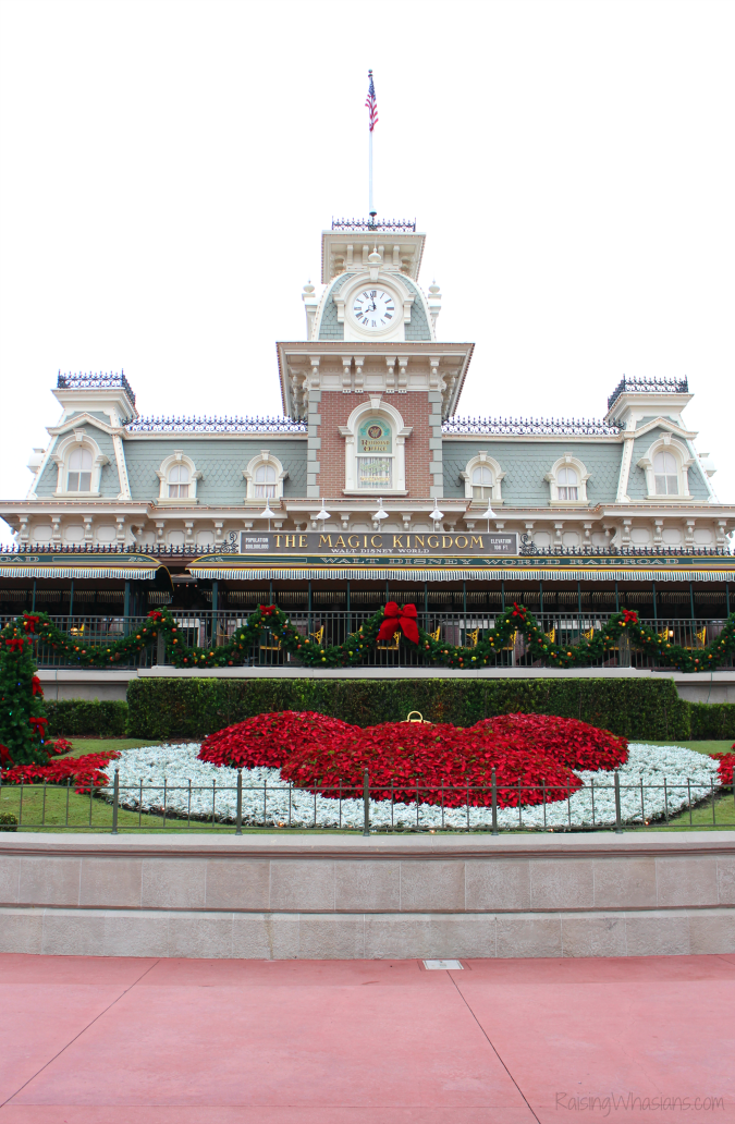 Disney very merry Christmas party tips