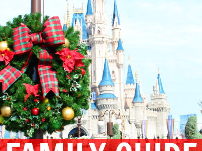Family guide to Mickey's very merry Christmas party