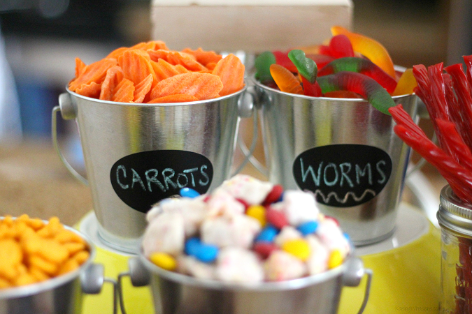 Pets movie night ideas The Secret Life of Pets Puppy Chow & Family Movie Night Ideas   Make an easy The Secret Life of Pets inspired snack + ideas for a pet inspired movie party #PartyPlanning #Recipe