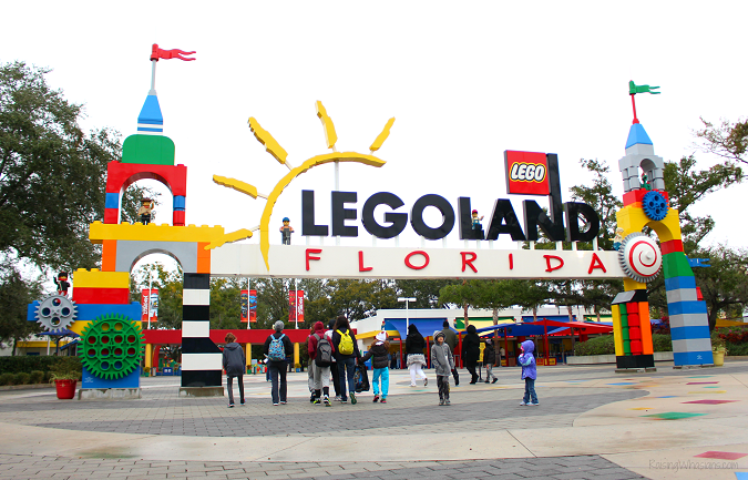 Legoland Florida travel tips