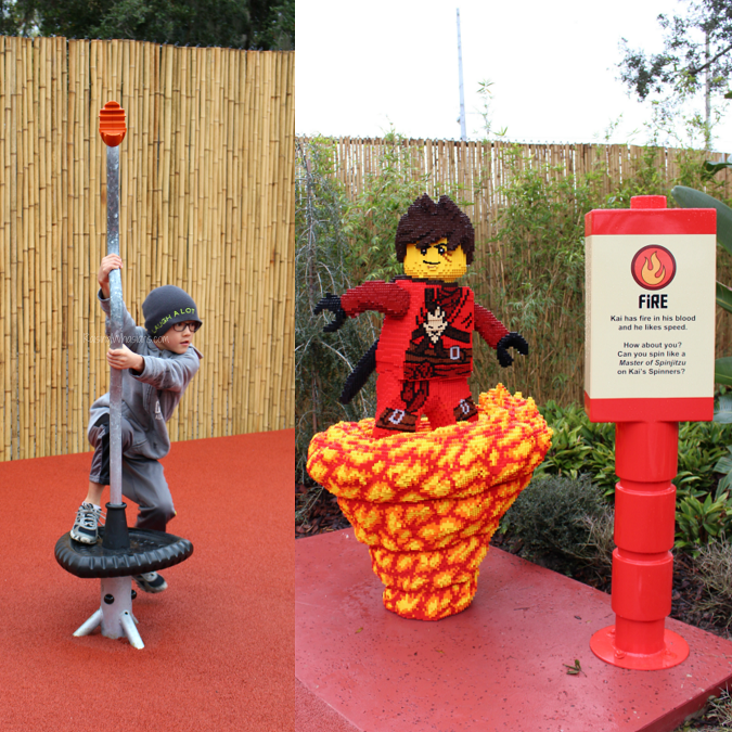 5 Tips For Exploring Ninjago World At Legoland Florida