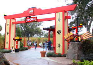 5 Tips for Exploring Ninjago World at LEGOLAND Florida + Video