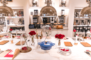 Beauty and the Beast Dinner Party at Williams Sonoma #MyWilliamsSonoma