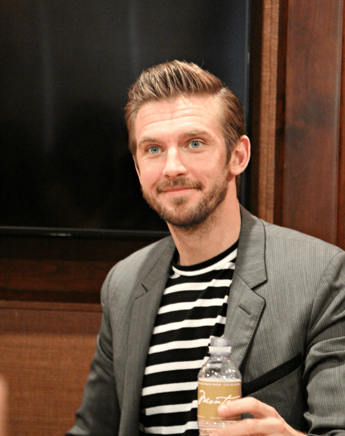 Dan Stevens interview beauty and the beast