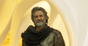 Guardians of the Galaxy Vol. 2 | Kurt Russell Talks About His EGO in Exclusive On-Set Interview #GotGVol2