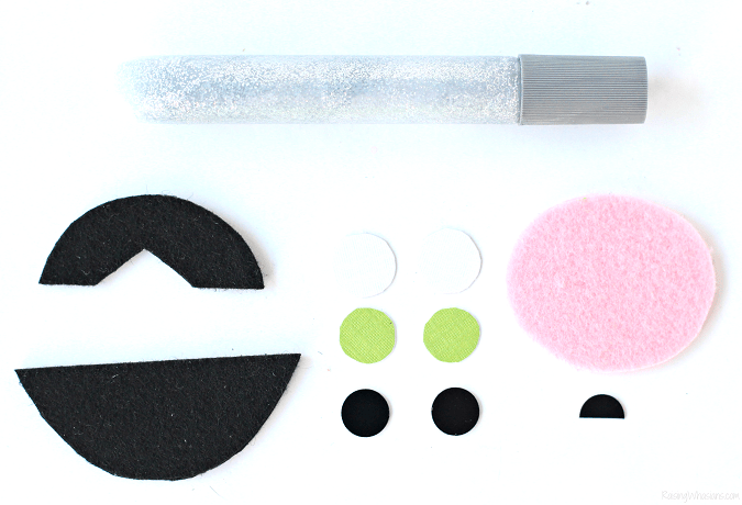 Powerpuff girls diy headband