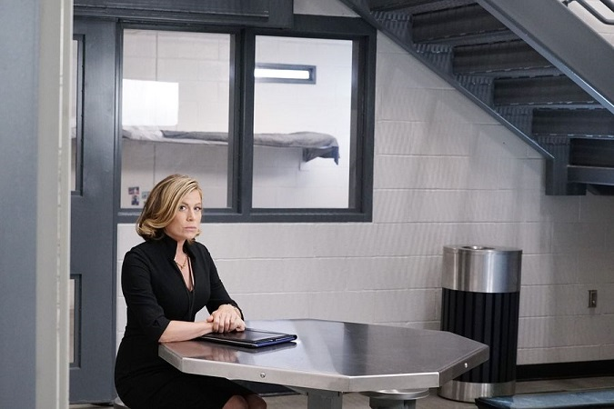 Sonya Walger interview ABC the catch