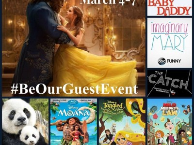 Trying the grey stuff interviewing Emma Watson #BeOurGuestEvent