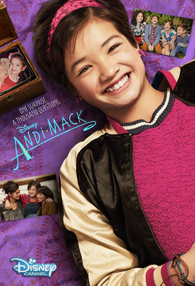 Andi Mack interview