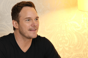 Chris Pratt Guardians of the Galaxy Vol. 2 Interview | Easter Eggs, Fan-Girling & Fatherhood #GotGVol2Event