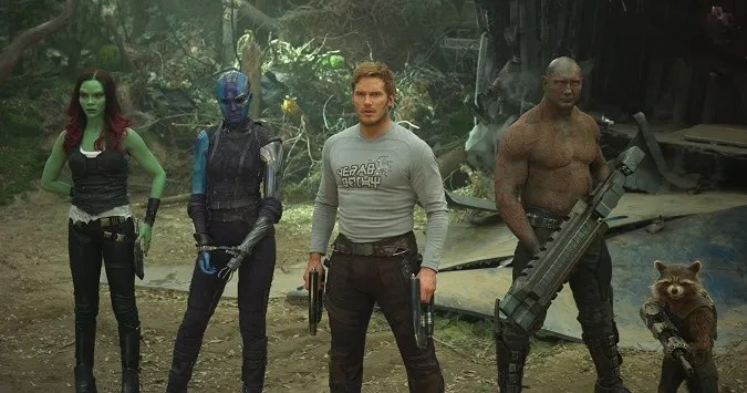 Guardians of the galaxy vol 2 review for kids
