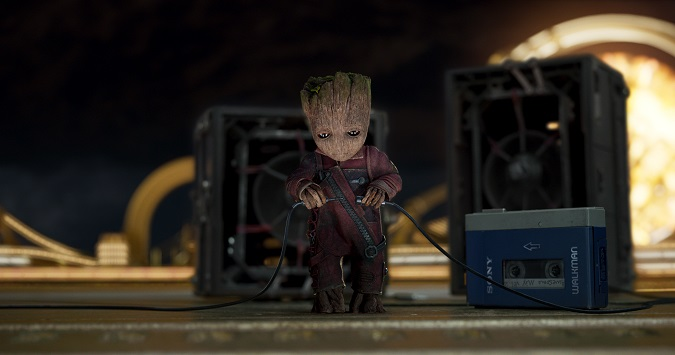 Guardians of the galaxy vol2 safe for children
