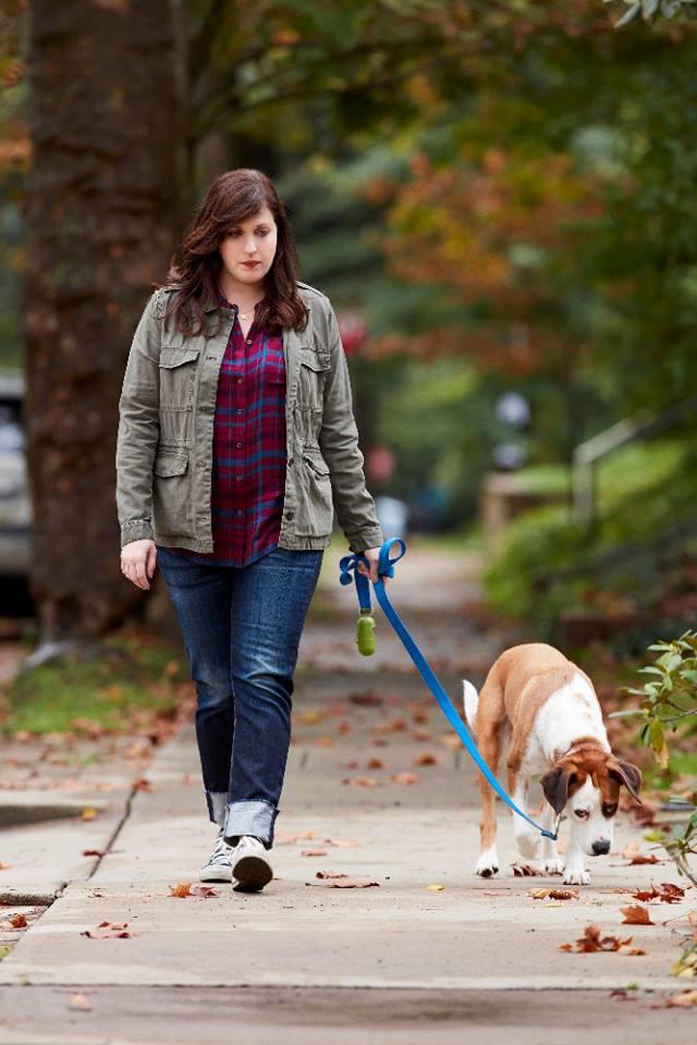 Allison Tolman talks downward dog