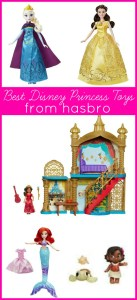 Best Disney Princess Toys for Summer + $100 Hasbro Toy Prize Pack GIVEAWAY