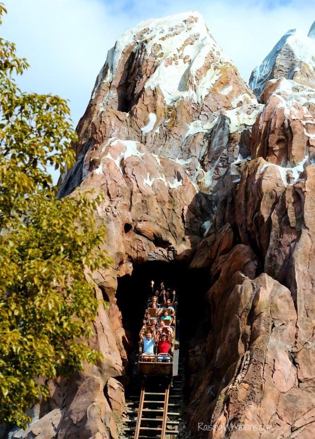 Best Disney thrill rides