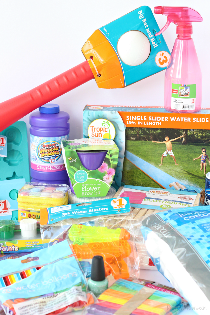 Best dollar store items for kids