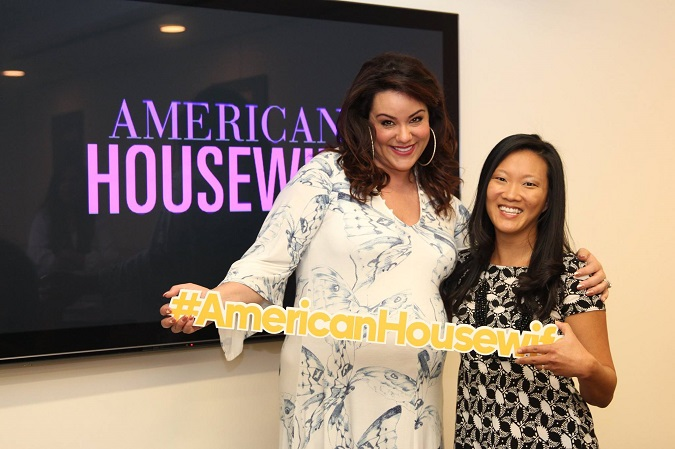 Katy Mixon interview why American loves Katie Otto American housewife