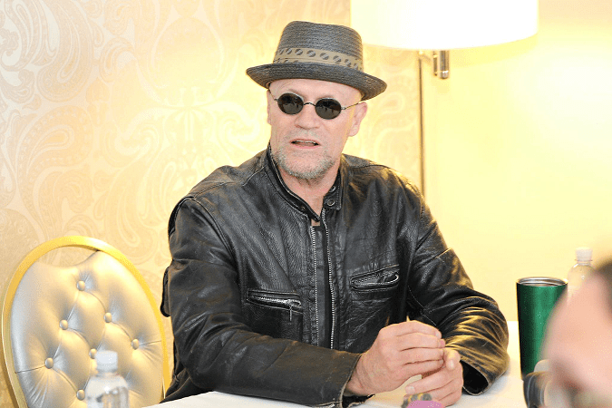 Michael Rooker interview Yondu role