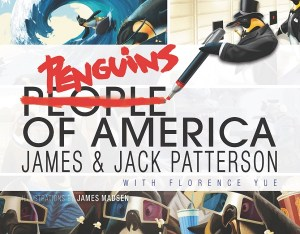 James Patterson's Penguins of America Book + $100 Visa Giveaway