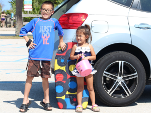 Prep for Our First Family Road Trip with Hercules Tires Review + Vehicle Safety Checklist Printable