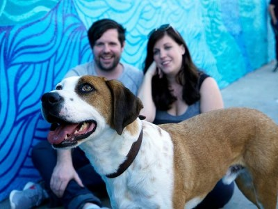 Samm Hodges Allison Tolman interview downward dog