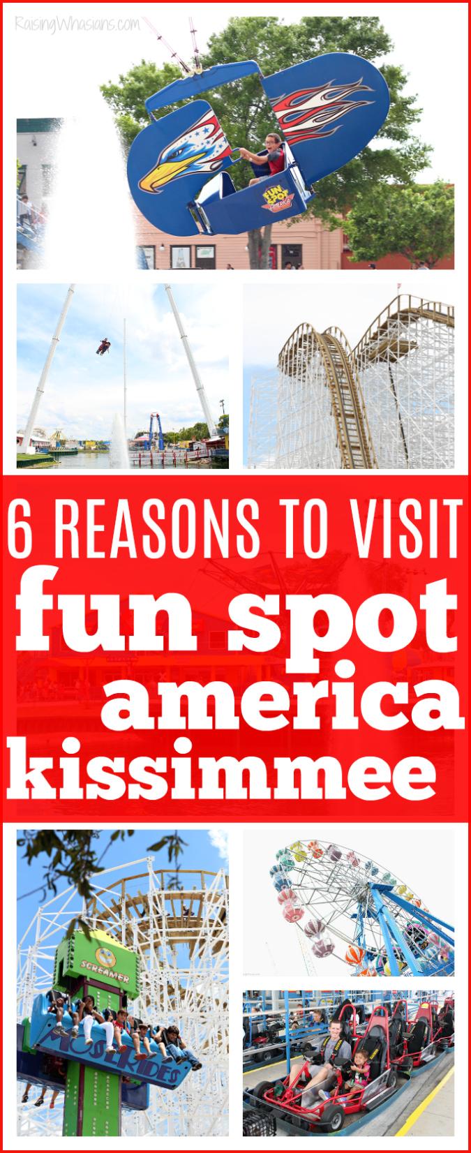 Fun spot America tips pinterest
