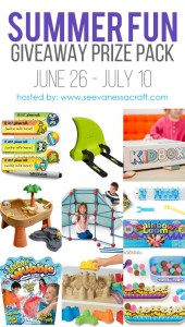 Kids Summer Fun Prize Pack Giveaway – Over $300 Value!