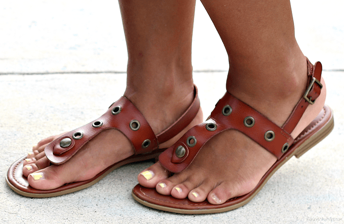 Kohl's womens sandals coupon