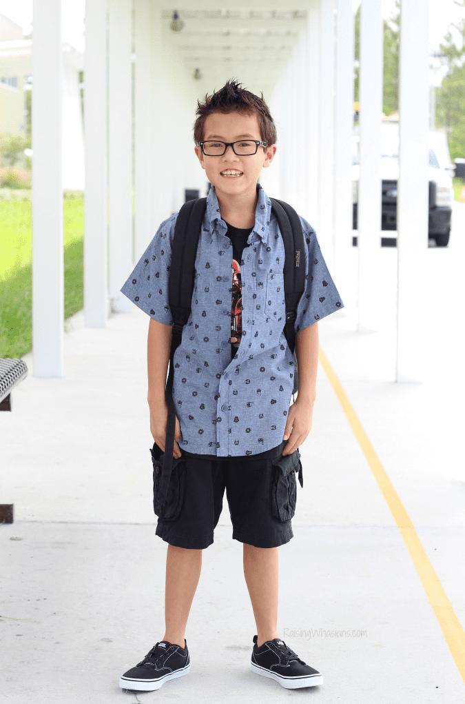 Star wars fashion for boys