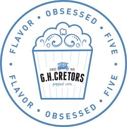 GH Cretors ambassador 2017 badge