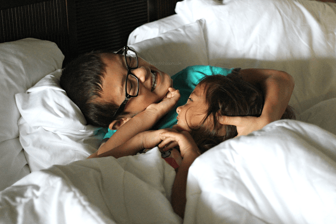 Sleep tips for parents
