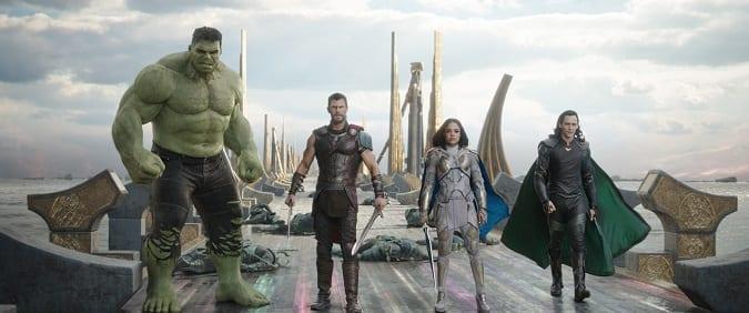 Thor Ragnarok no spoiler review