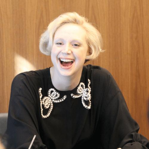 Gwendoline Christie interview star wars the last jedi