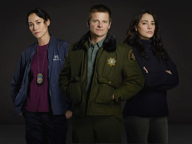 The crossing show ABC