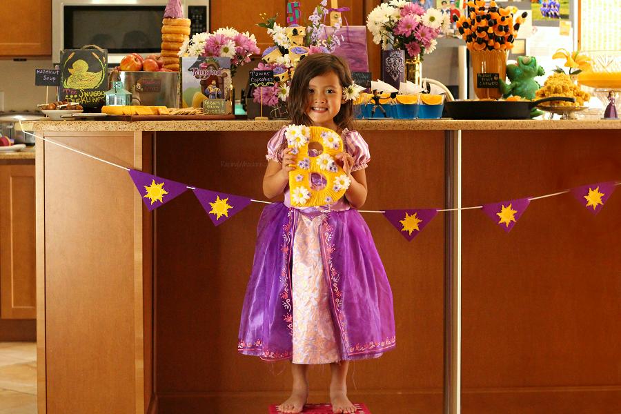 Disney tangled party ideas