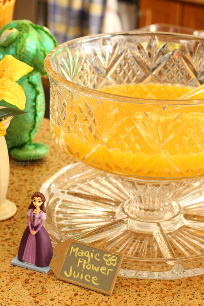 Tangled party punch